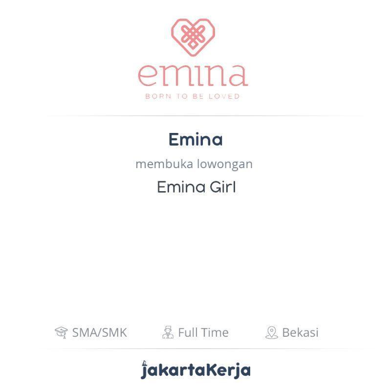 Download Loker Emina 2021 Gif