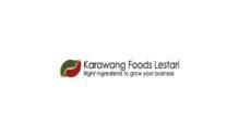 Lowongan Kerja Quality Control (QC) di PT. Karawang Foods Lestari - Luar Jakarta