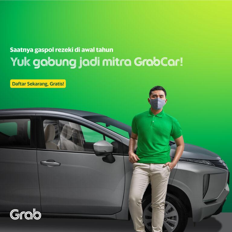 Lowongan Kerja Driver Grab di PT. Grab Teknologi Indonesia ...