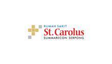 Lowongan Kerja Perawat di Rumah Sakit St. Carolus Summarecon Serpong - Luar Jakarta